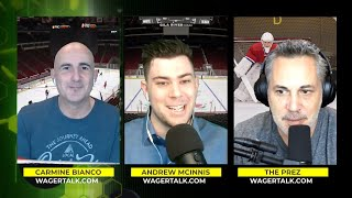 NHL Picks and Predictions | Free Hockey Picks | 🏒 Puck Time for Wednesday, January 20