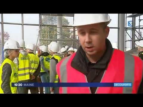 Les Coulisses du Bâtiment 2017 en Sarthe
