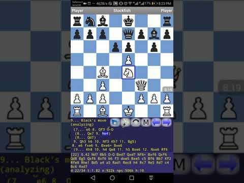 Chess Brilliancy By African IM KCB Kenya Open 2018