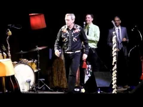 Hugh Laurie in Minsk 22-06-2012 full show (Russian subtitles)