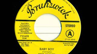Fred Hughes - Baby Boy