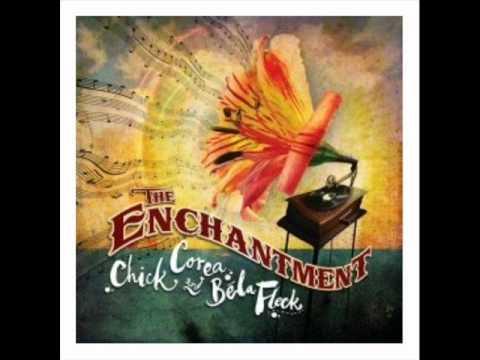 chick corea & bela fleck - the enchantment - mountain