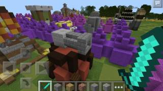 Review mapa clash of clans | minecraft pe