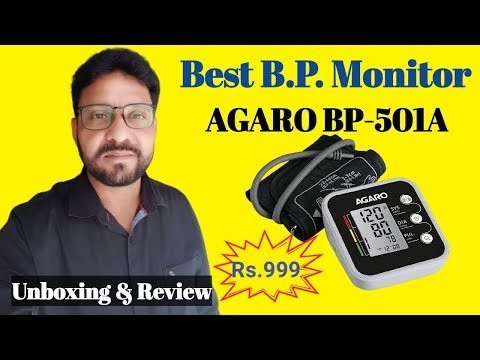 agaro-digital-blood-pressure-monitor-|-cheap-and-best-blood-pressure-machine-|-unboxing-&-review