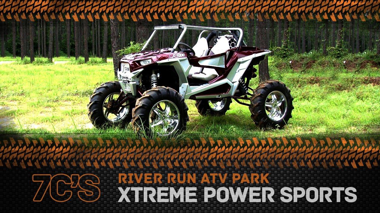 Side X Side Mudding And Awesome Utv Action Xtreme Power