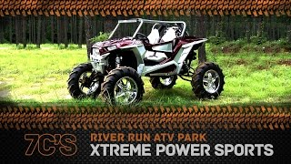 Side x Side Mudding and Awesome UTV Action - Xtreme Power Sport and 7C