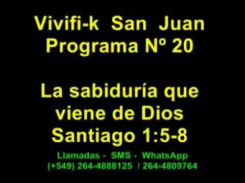 Programa Nº 20 - Vivifi-k San Juan Radio