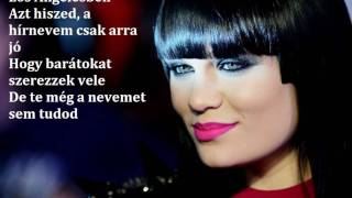 Jessie J - Whos Laughing Now ( Magyarul )