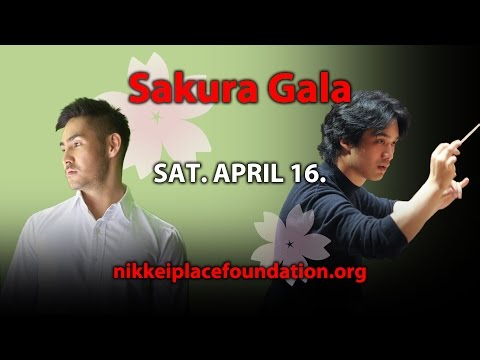 Sakura Gala: #KousukeAtari #中孝介 together with Vancouver Metropolitan Orchestra