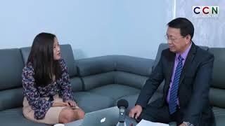 INTERVIEW: CLIFFORD VAN THANG & ANGELA THAN THAN BY CCN, PERTH