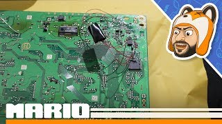 How to Install a Modchip in an Original PlayStation | MM3 PS1 Modchip Install Tutorial
