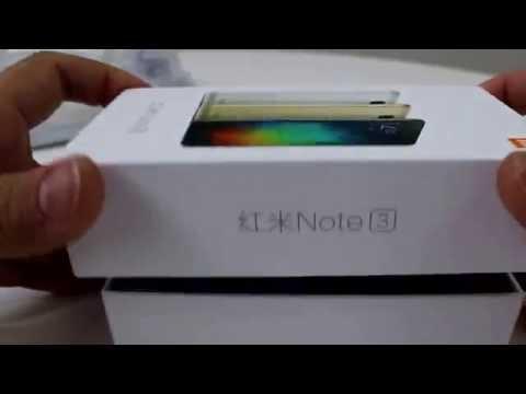Unboxing Redmi Note 3 Pro PT - BR - Dica de compra Aliexpress