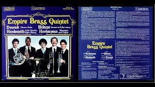Empire Brass Quintet: 2. Alan Hovhaness- Sharagan And Fugue, II Fugue