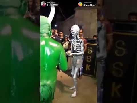 Nunu kadis na puruliya dance