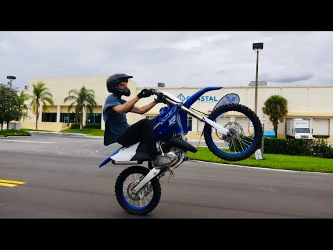 HE BOUGHT A BRAND NEW 2019 YAMAHA YZ125!