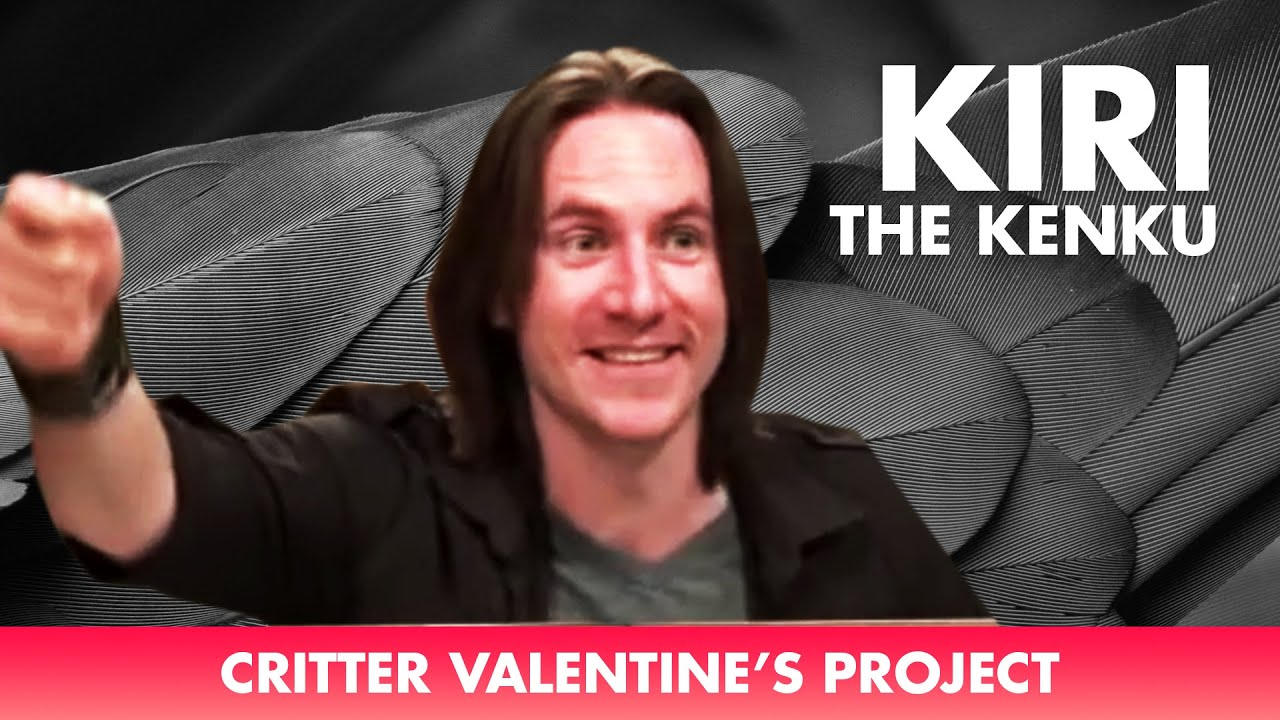 Download Kiri the Kenku   Critical Role   Critter Valentine's Project