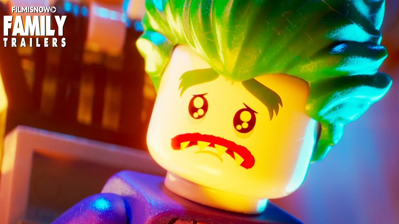 The LEGO Batman Movie | More Joker in funny new extended ...