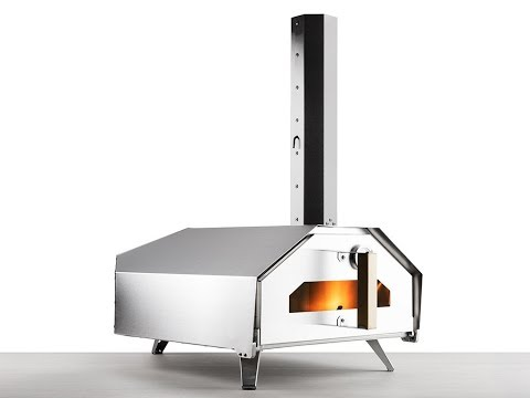 Uuni Pro Quad Fuel Oven - Cooking with Wood, Charcoal, Gas & Wood Pellets
