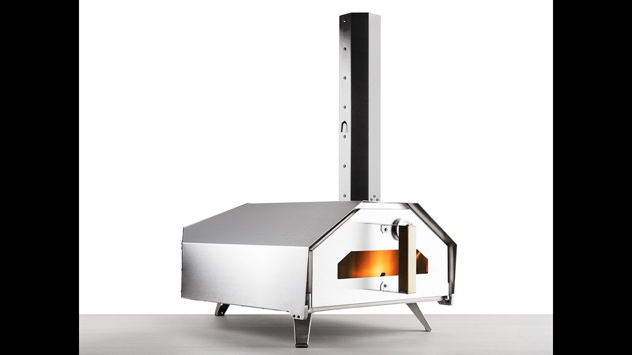 Uuni Pro Quad Fuel Oven - Cooking with Wood, Charcoal, Gas & Wood ...
