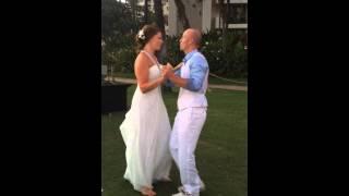 Randy & Megan Phillips Wedding Dance-2015