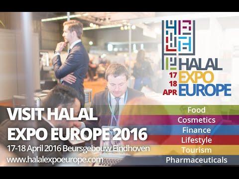 Halal Expo Europe The Biggest Halal B2B Fair in Europe