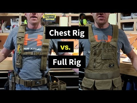 Best Tool Vest Ever! - Atlas 46 - Journeyman Chest Rig - Follow-up Part 2