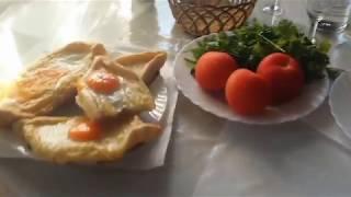 Кавказский ужин