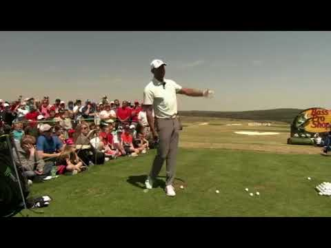Tiger Woods Kids Clinic