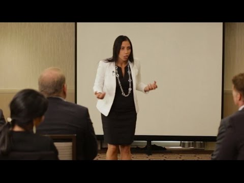 Get Over Yourself | Mary Michael | An Own The Room Two Minute Talk®