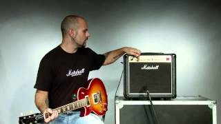 Démo MARSHALL DSL5 : un ampli guitare 100% lampes ( La Boite Noire )