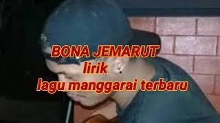 Lagu manggarai terbaru 2019 bona jemarut (lirik)
