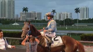 Gunnevera Leads 2017 Florida Derby Field