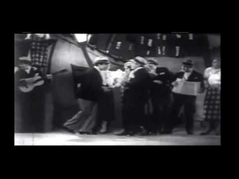 Carlos Gardel  - ARRABAL AMARGO - Escena Completa - Película TANGO BAR