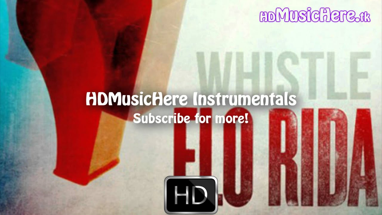 whistle flo rida ringtone instrumental