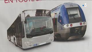 Vittel : augmentation du nombre de bus vers Nancy et mis en place d'un train direct vers Paris
