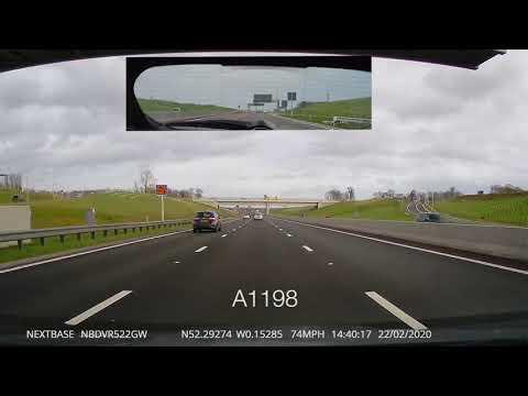 A14 Cambridge To Huntingdon Upgrade, February 2020