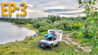EP:3 The Arctic - FREE CAMPING EVERYWHERE in British Columbia