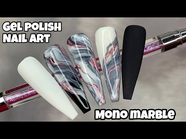 Monomarble Nail Art | Madam Glam | Recreation Set