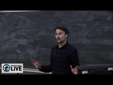 The Case for a Universal Basic Income - Jamie Cooke, Jonny Ross-Tatam & Matt Kerr