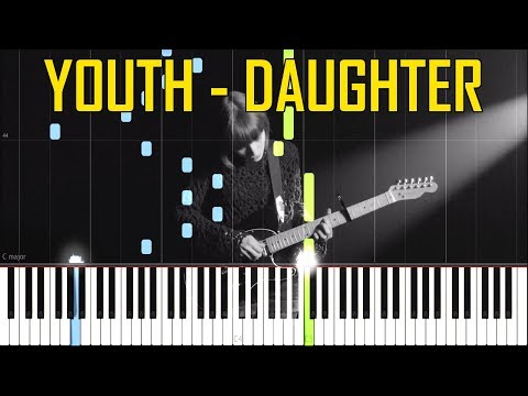Youth - Daughter (Life Is Strange Before The Storm Episode 2 Version) [Synthesia Piano Tutorial]