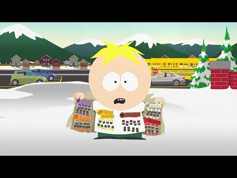 Lynch and Taco - South Park Will Hit Vaping This Week...