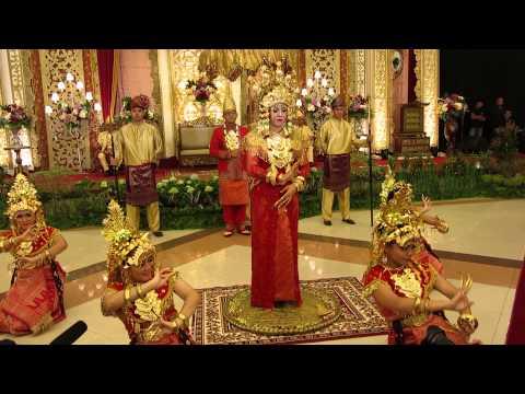 Gending Sriwijaya - Areta's Wedding