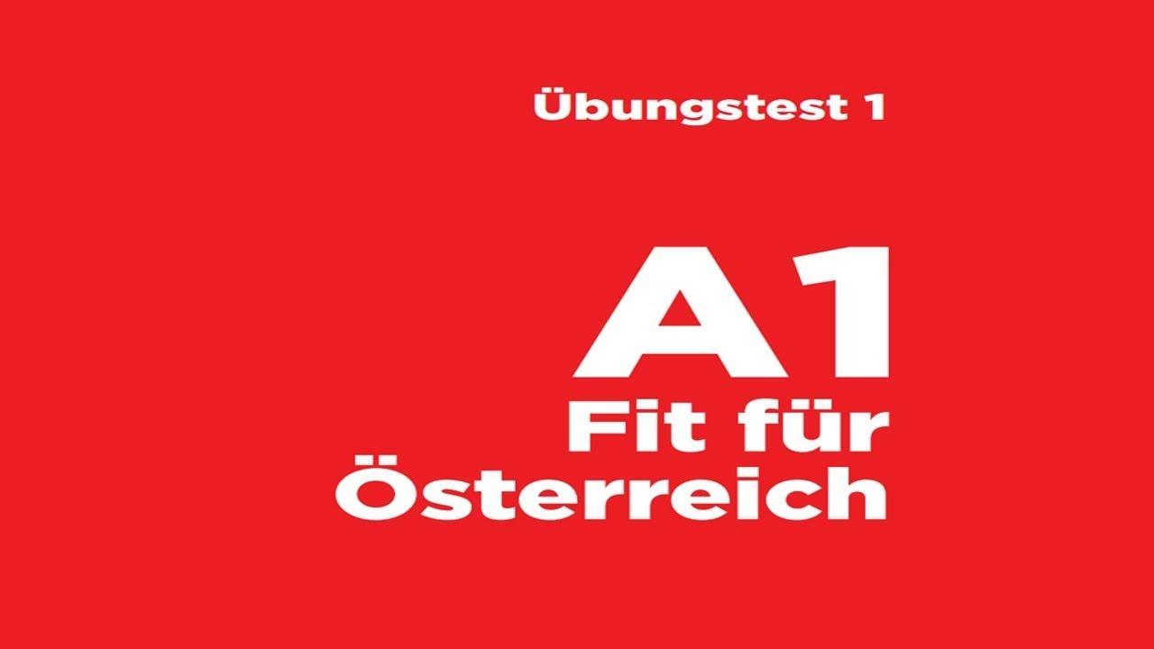 A1 Fit Für österreich Sprachbausteine Hören Mit Lösungen Youtube