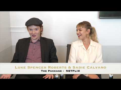 Luke Spencer Roberts & Sadie Calvano discuss