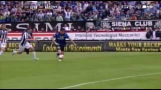 Siena Inter 0 - 1 Highlights Ampia Sintesi SKY Sport HD 16-05-2010 Serie A FINALE 18° SCUDETTO