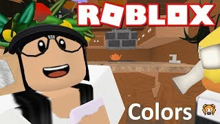 COLORS Episode 1 - THEY'RE SO CUTE | ROBLOX WINTER ANIMATION SERIES STORY RMV