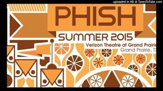 "Phish - ""Simple/Silent In The Morning"" (Grand Prairie, 7/29/15)"