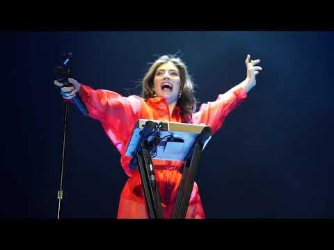 Lorde - Loveless + Precious Metals (Unreleased) HD // Vancouver