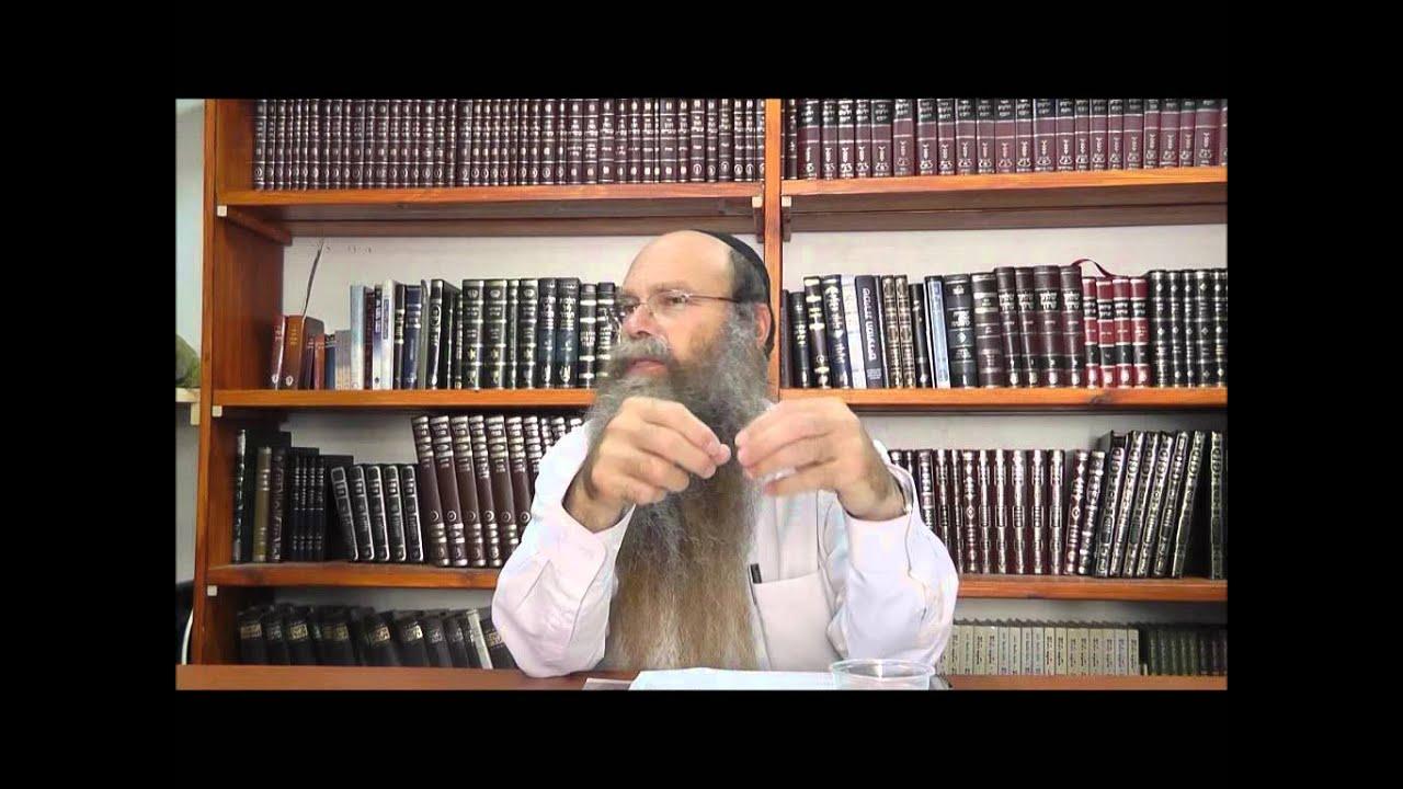 הרב דוד דודקביץ - חודש חשון