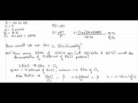 Universal Gas Law 2016